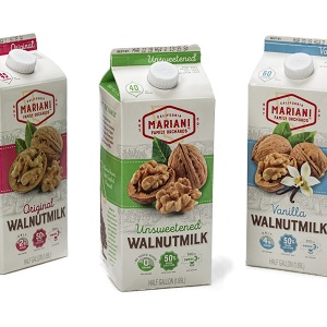 A Nut to Crack: Mariani Releases Walnut Milk