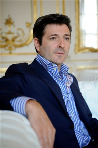 Laurent Le Guernec, senior fine fragrance perfumer at IFF