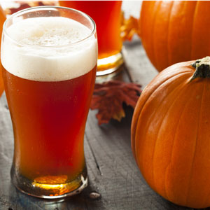 pumpkin craft beer