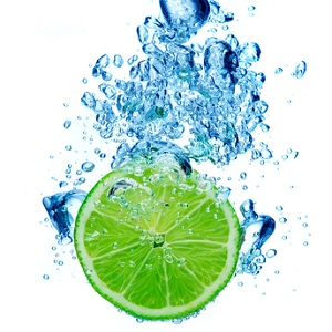A refreshing lime!