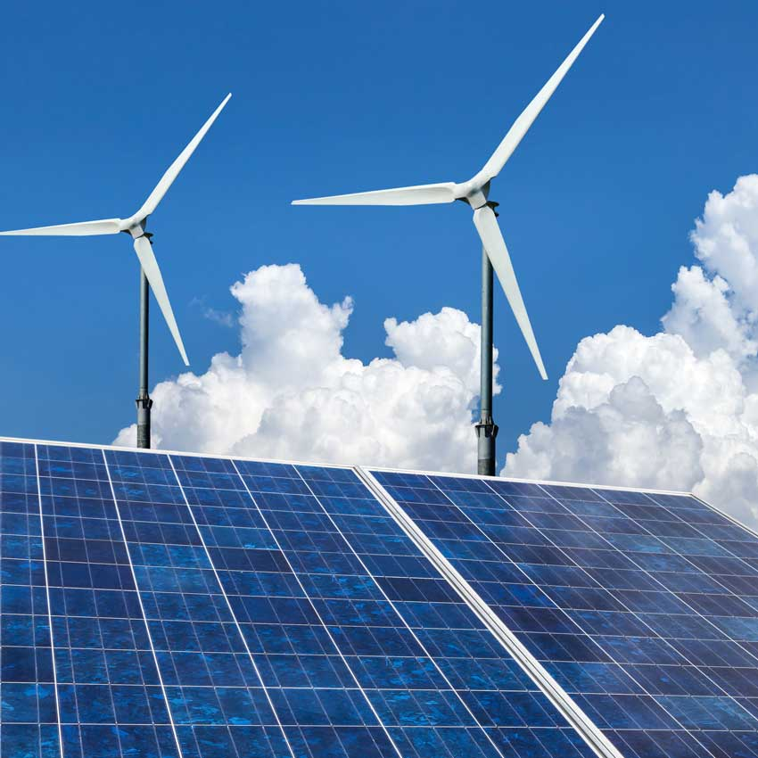 IFF Builds First On-Site Wind Turbine for F&F Industry